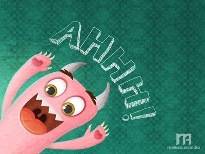 Ahhh - illustration