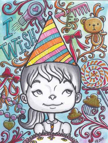 I Wish - illustration