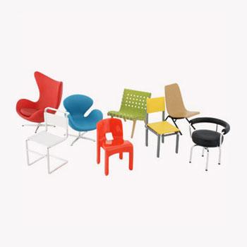 Design Interior Chairs Vol. 5 4-Inch