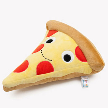 Yummy Pizza Plush 24-inch
