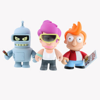 Futurama Mini Figures 3-Inch