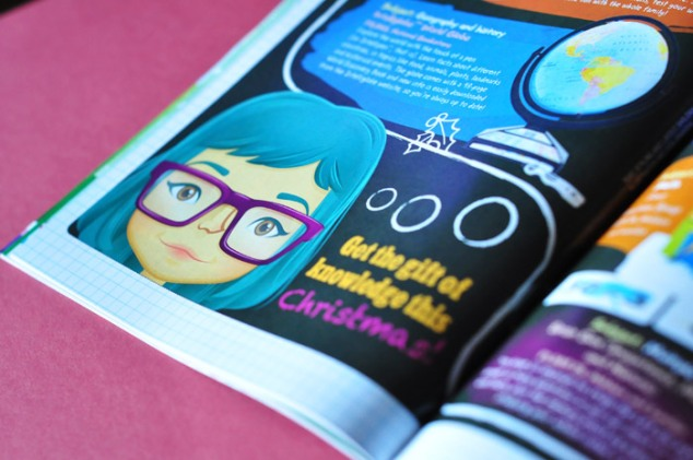 Total Girl Philippines December 2011– 'Tis the Season to Get Smarter