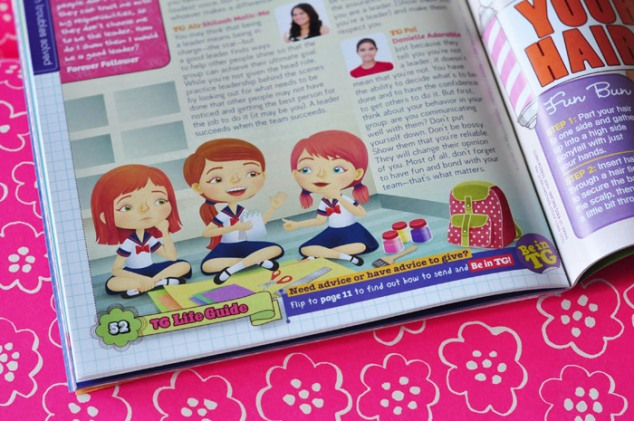 January 2012–TG to the Rescue