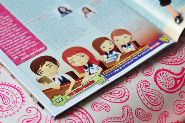 Total Girl Philippines, February 2012–TG to the Rescue