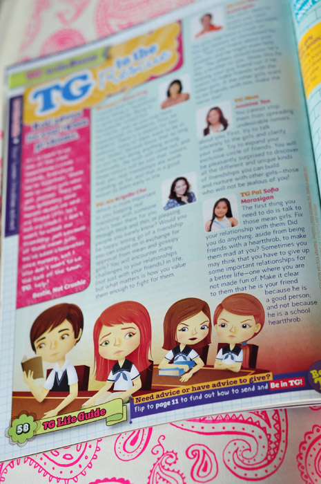 TG to the Rescue, February 2012
