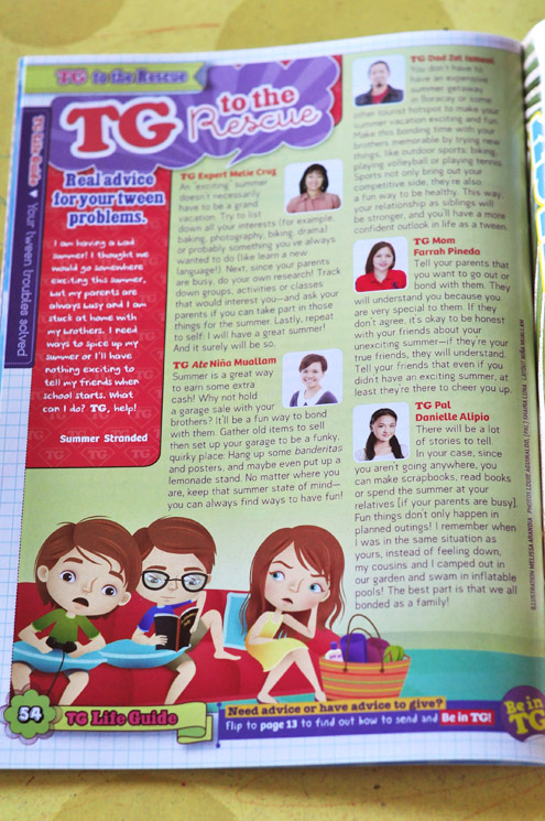 Total Girl Philippines, April 2012