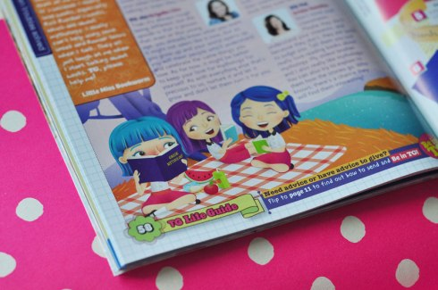 Total Girl Philippines, July 2012-TG to the Rescue