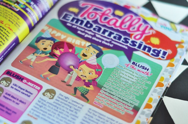 Total Girl Philippines, Sept 2012-Totally Embarrassing