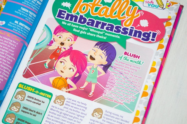 """Totally Embarrassing"" – July 2013"