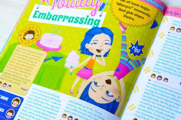 """Totally Embarrassing"", Jan 2014"
