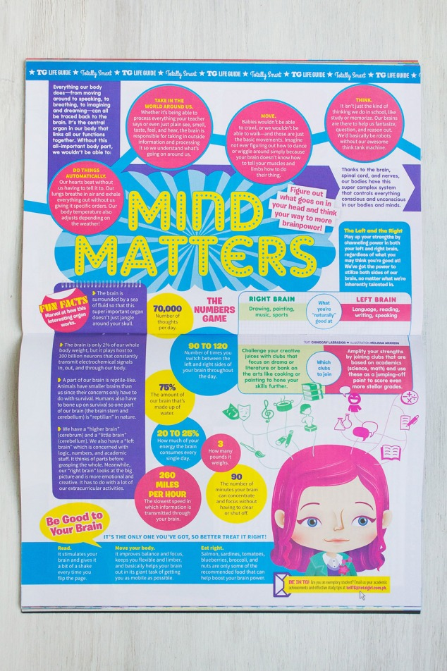 """Mind Matters"", article illustration"