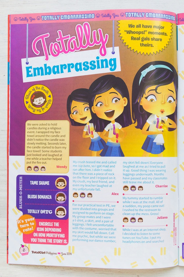 """Totally Embarrassing"" June 2014"