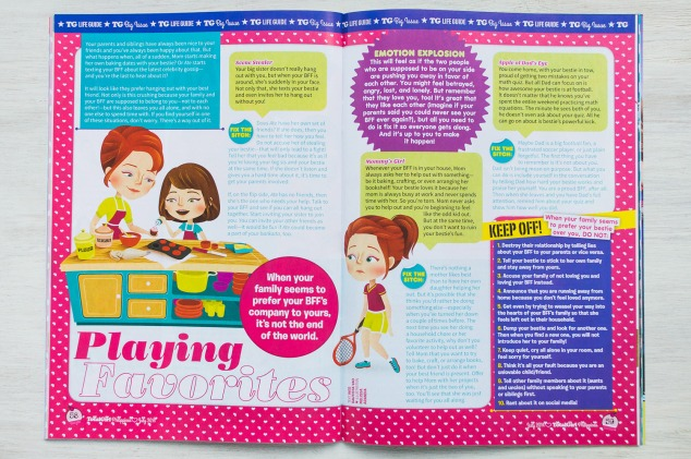 """Playing Favorites""—article illustration"
