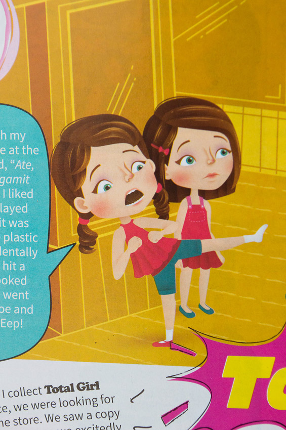 """close-up—""""Totally Embarrassing"""" stories, October 2014"""