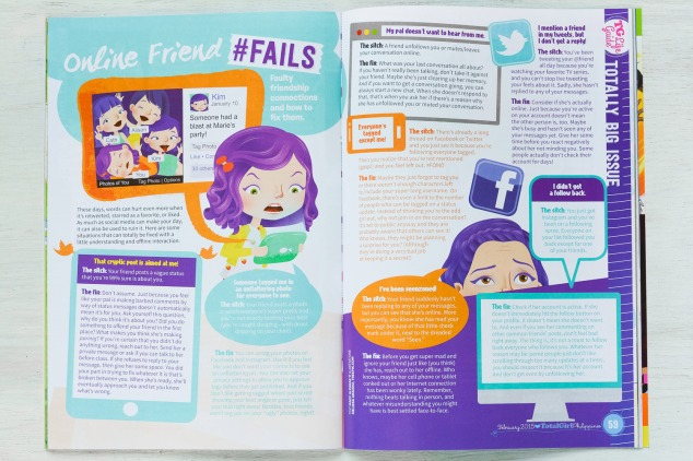 "article illustration–""Online Friend Fails"""